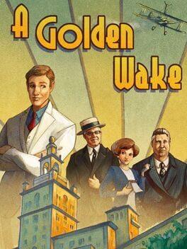 A Golden Wake