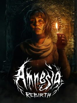 Amnesia: Rebirth Cover