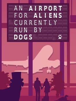 An Airport for Aliens Currently Run by Dogs