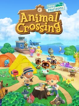 Animal Crossing: New Horizons Cover