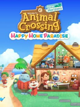 Animal Crossing: New Horizons - Happy Home Paradise