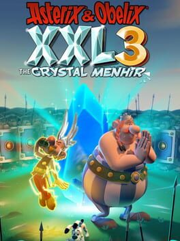 Asterix & Obelix XXL 3: The Crystal Menhir Cover