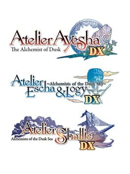 Atelier Dusk Trilogy Deluxe Pack Cover