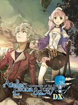 Atelier Escha & Logy: Alchemists of the Dusk Sky DX Cover