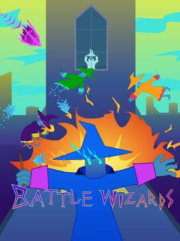 Battle Wizards Cover