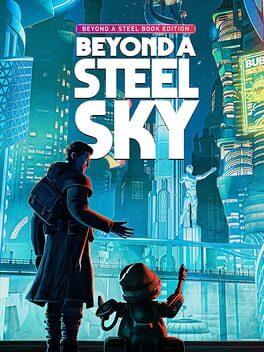 Beyond a Steel Sky: Beyond a Steel Book Edition