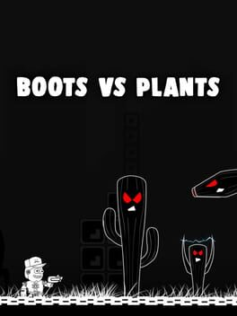 BOOTS VS PLANTS Cover