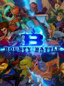 Bounty Battle Cover