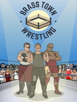 Brass Town Wrestling Cover