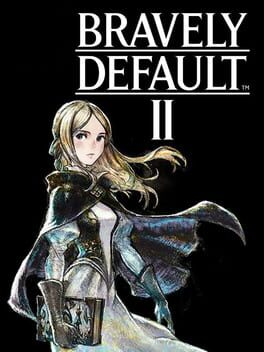 Bravely Default II Cover