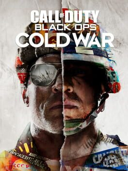 Call of Duty: Black Ops Cold War Cover