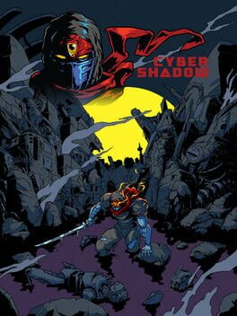 Cyber Shadow Cover