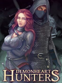 Demonheart: Hunters Cover