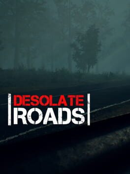 Desolate Roads Cover