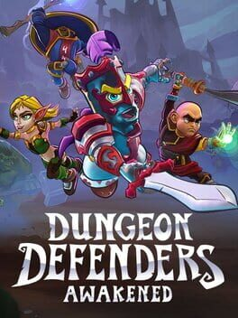 Dungeon Defenders: Awakened Cover