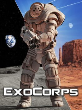 ExoCorps Cover
