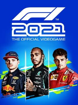 F1 2021 Cover