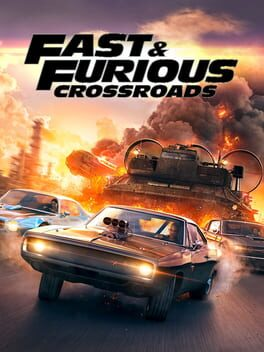 Fast & Furious: Crossroads Cover