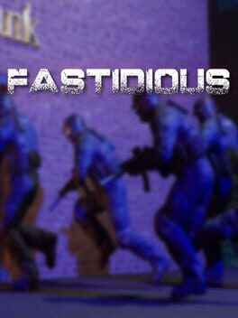 Fastidious Cover