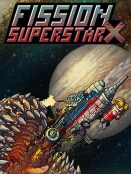 Fission Superstar X Cover