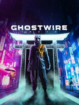 GhostWire: Tokyo Cover