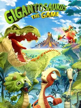 Gigantosaurus The Game Cover
