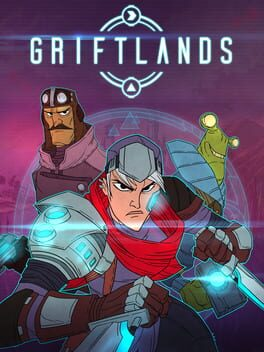 Griftlands Cover