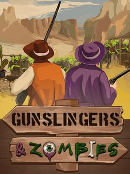 Gunslingers & Zombies Cover