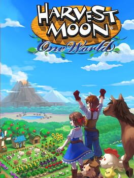 Harvest Moon: One World Cover