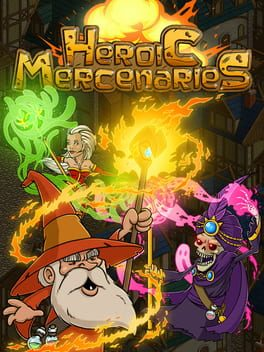 Heroic Mercenaries Cover