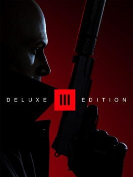 HITMAN 3: Deluxe Edition Cover