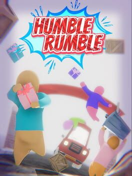 Humble Rumble Cover
