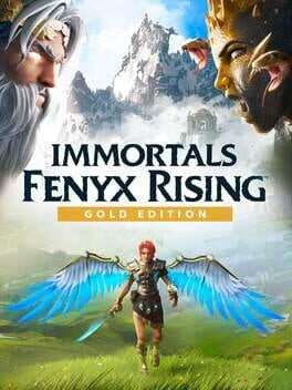 Immortals Fenyx Rising: Gold Edition Cover