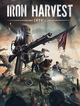 Iron Harvest Cover