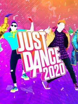 Just Dance 2020 Cover