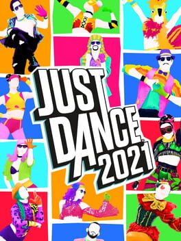 Just Dance 2021 Cover