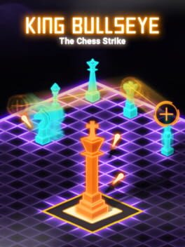 King Bullseye: The Chess Strike Cover