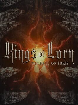 Kings of Lorn: The Fall of Ebris Cover
