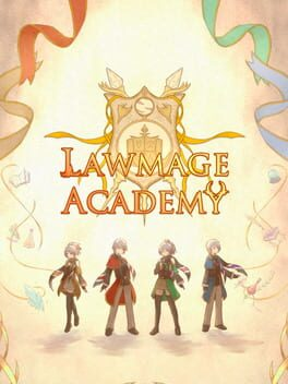 Lawmage Academy Cover