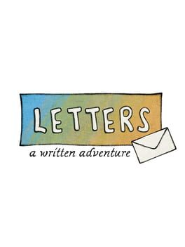 Letters - a written adventure Cover