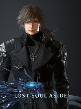 Lost Soul Aside Cover