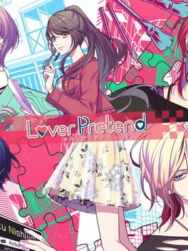 LoverPretend Cover