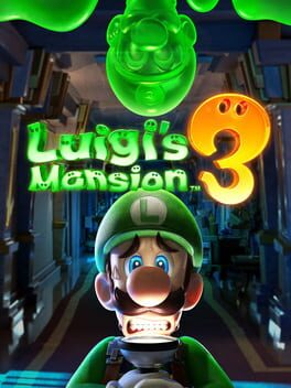 Luigi's Mansion 3 Cover