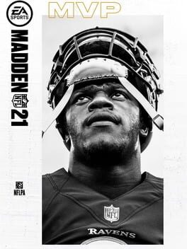 Madden NFL 21: MVP Edition Cover
