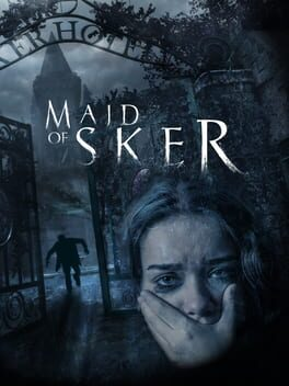 Maid of Sker Cover