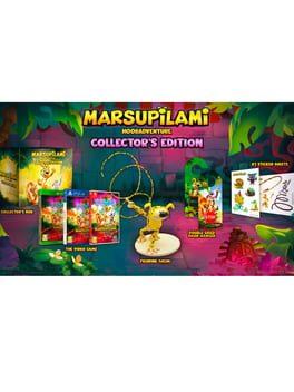 Marsupilami: Hoobadventure - Collector's Edition