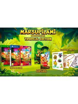 Marsupilami: Hoobadventure - Tropical Edition
