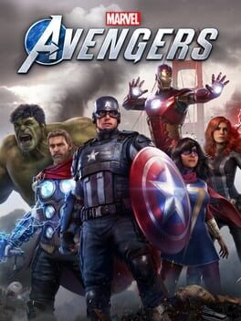 Marvel's Avengers Cover
