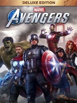 Marvel's Avengers: Deluxe Edition Cover
