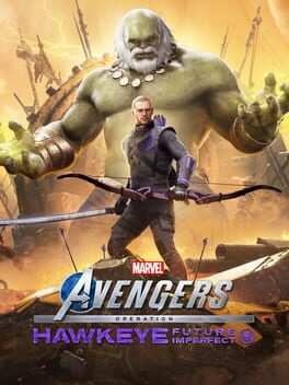 Marvel's Avengers: Hawkeye - Future Imperfect